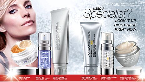 Problem Solvers for Any Age Skin!  Check Current Prices & Sales at my Avon Website which Serves All the USA 24/7 with Direct Delivery to your Home.