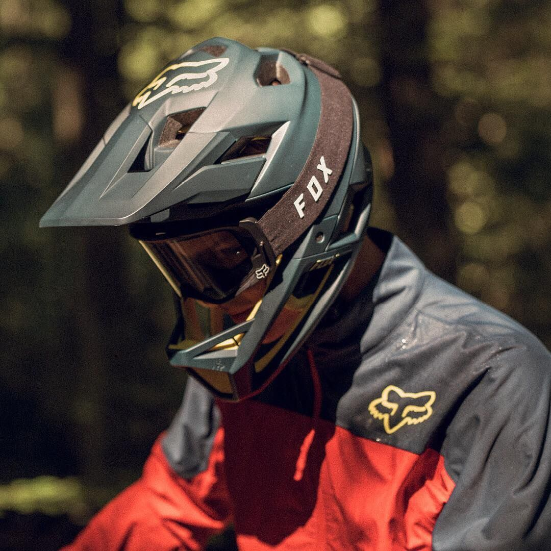 The Official Fox Mtb Instagram On Instagram The Lightest And Most Breathable Full Face Helmet We Have Ever Created Tap Photo To Shop Proframe Madeformoun