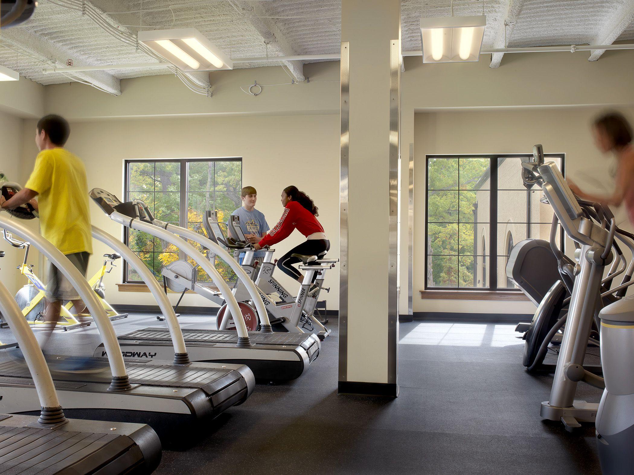 John Burroughs School St Louis Mo Lawrence Group Plan Design Design Wellness Center