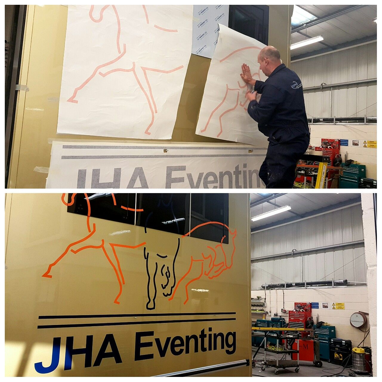 Graphics From Our Sign X Department Kphltd Horsehour