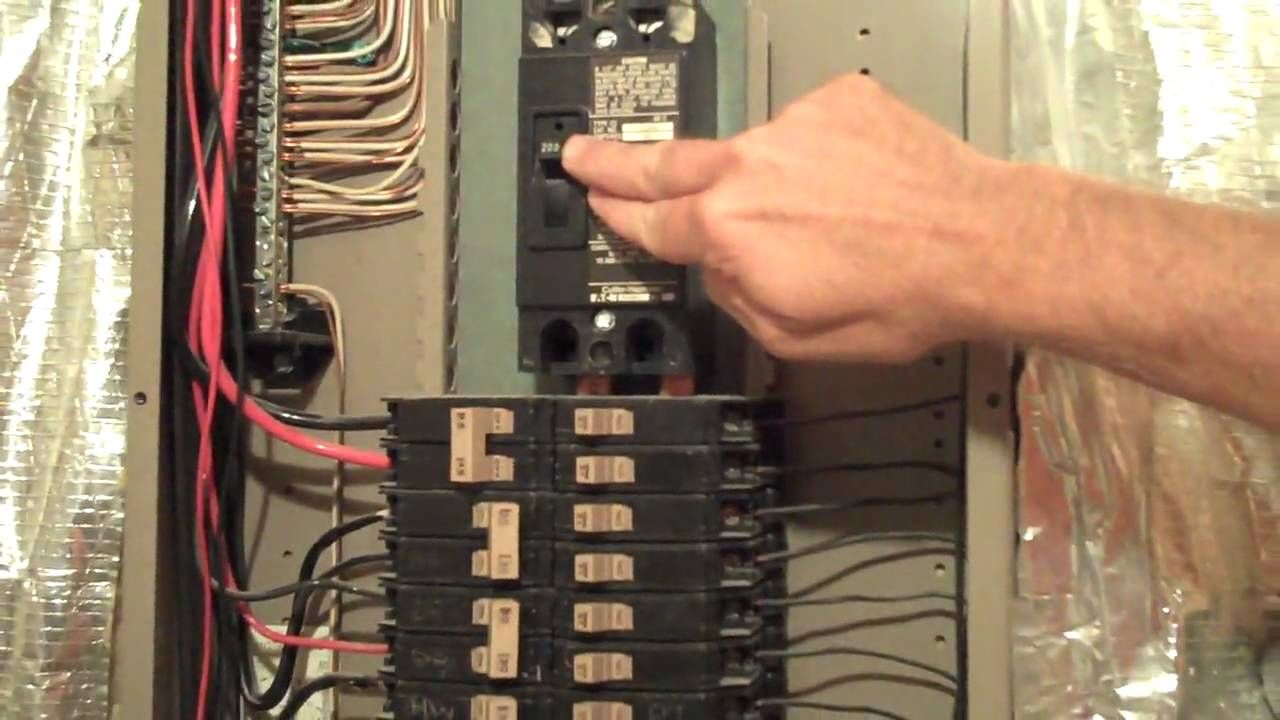 In this video HHinspect owner Rick Belliveau shows you the GUTS of an electrical  panel box and explains the secrets of healthy wiring job.