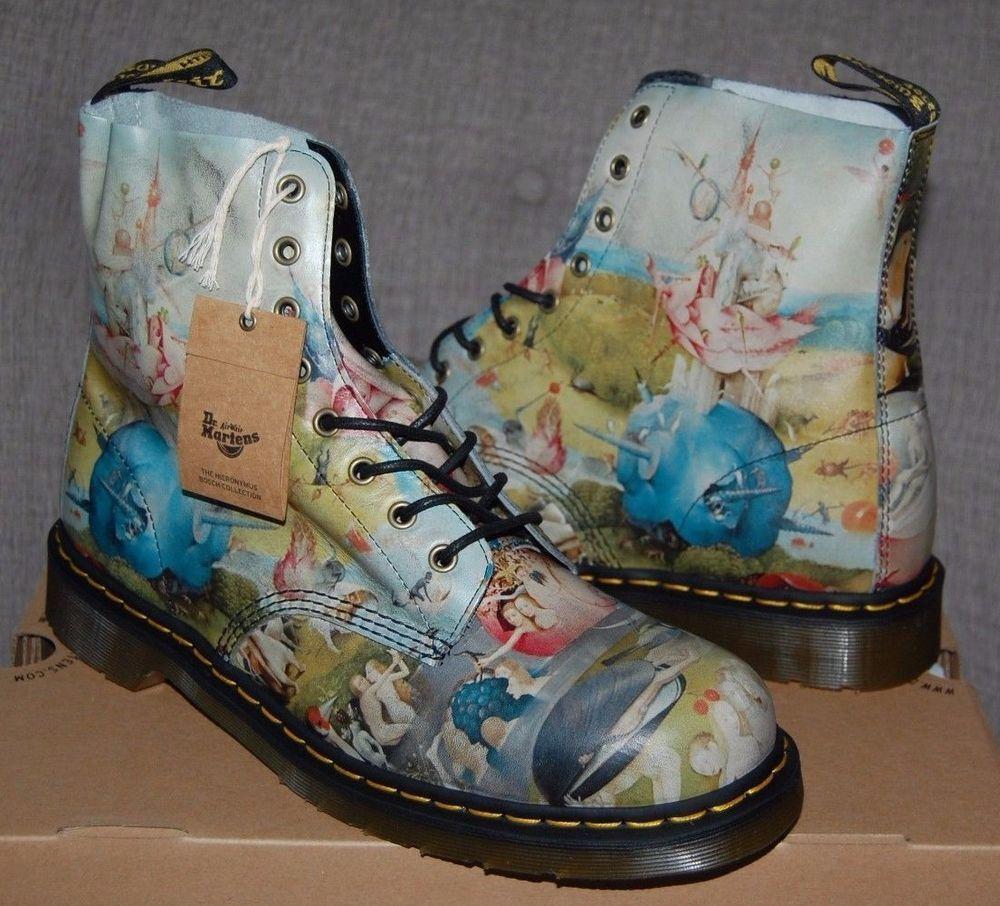 5e63ced8f235b8 NIB Dr Doc Martens Men s Pascal (1460) Bosch Heaven 8-Eye Boots ...