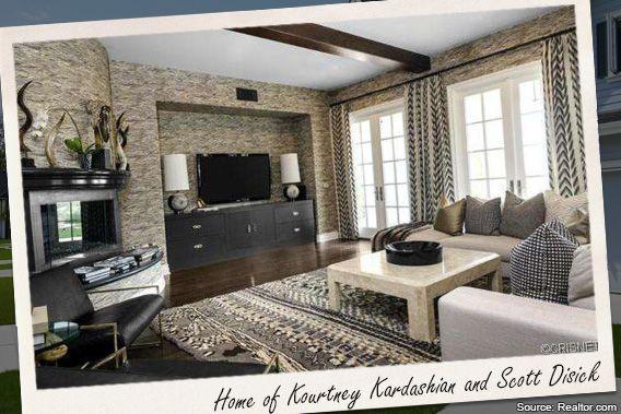 Celebrity House For Sale Kourtney Kardashian Kourtney