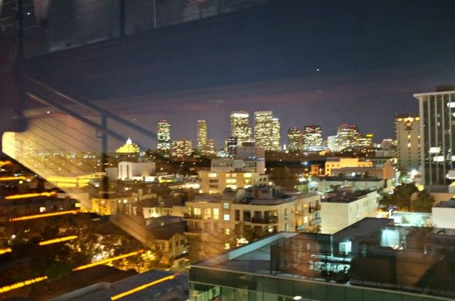 Thompson Hotel Beverly Hills rooftop bar