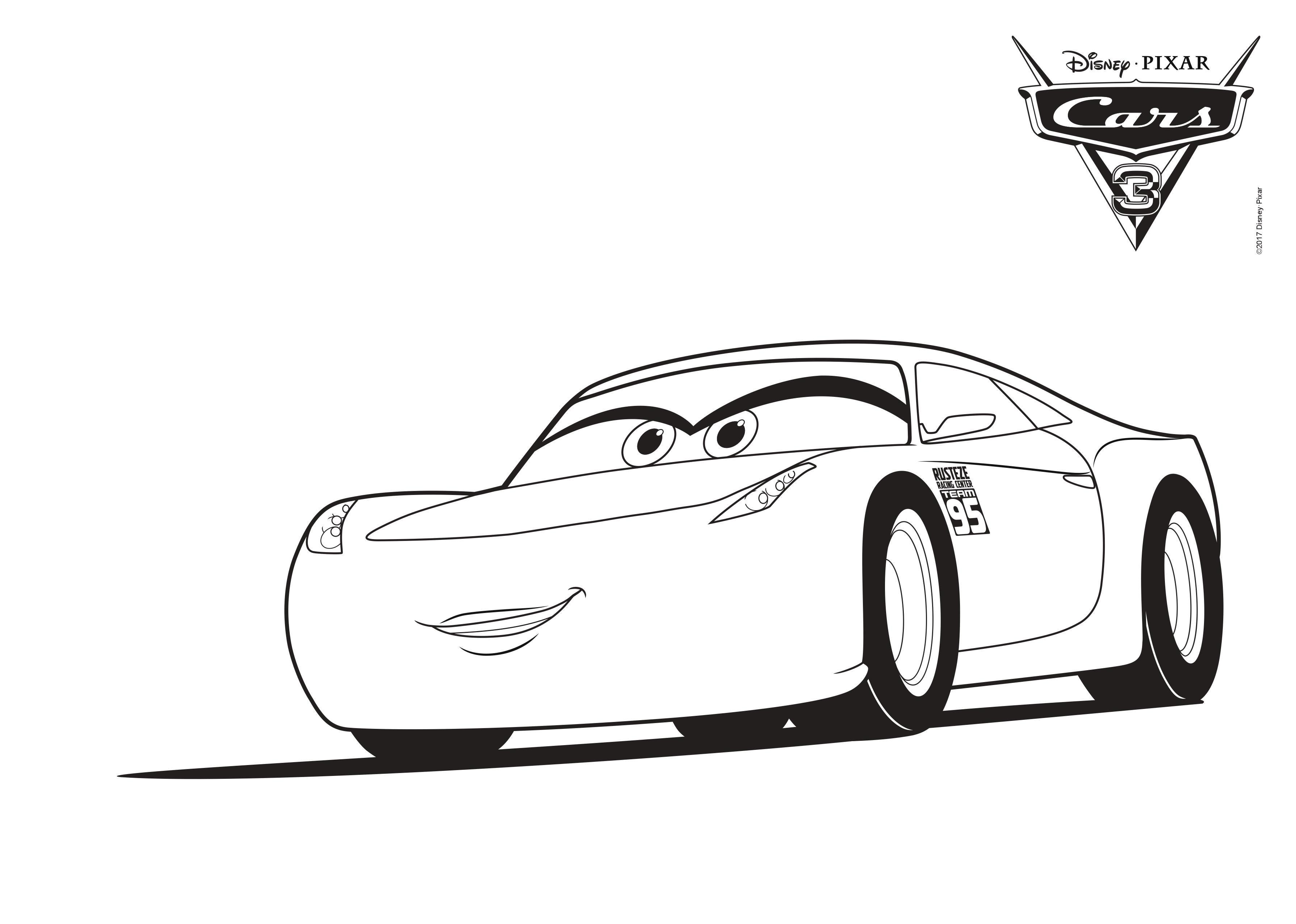 Disney Cars Malvorlagen myToys-Blog Malvorlagen