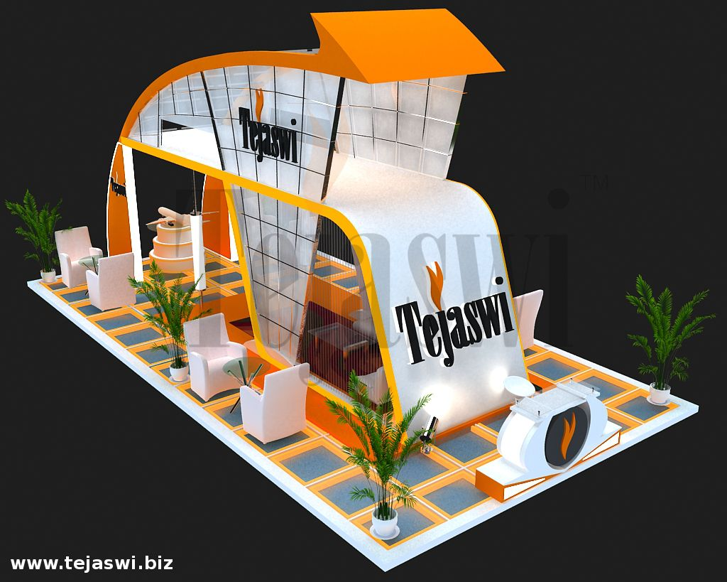 Exhibition Stand Builders Bangalore : D exhibition stall design stand designer