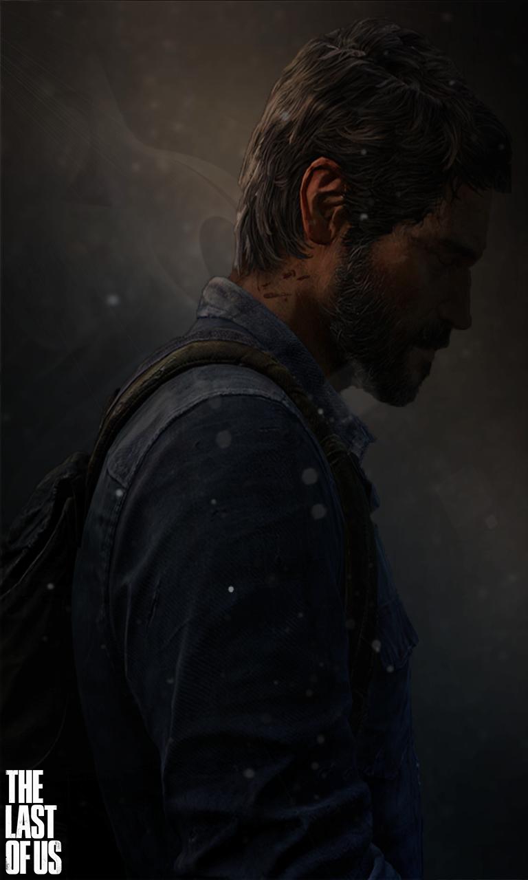 The Last Of Us Mobile Wallpaper Joel Hd By Lukeolfert