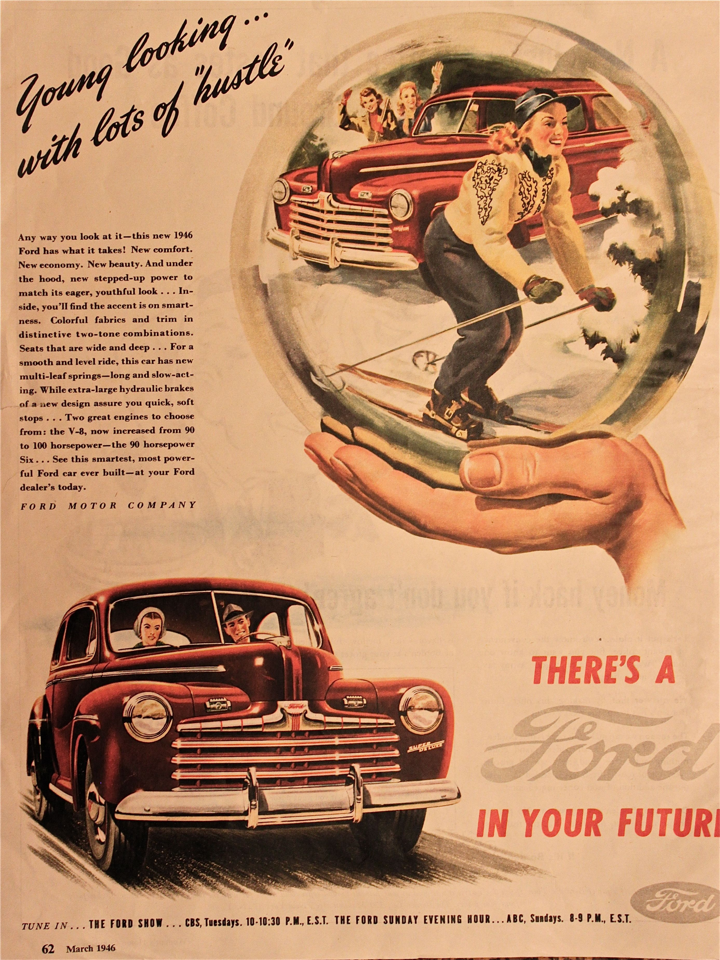 Pin by Anne Sofie Nomeland on Old commercials | Pinterest | Ford ...