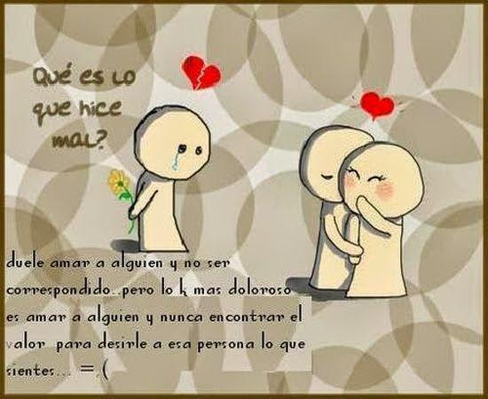 Frases De Amor No Correspondido Imagen De Decepcion Imagenes De