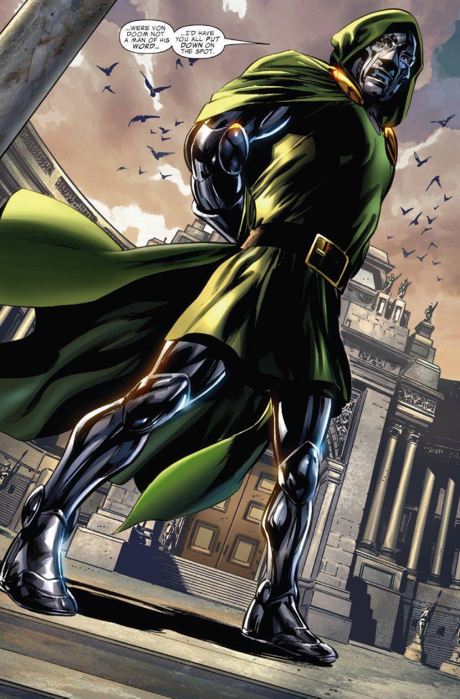 Doctor Doom | MARVEL · Doctor Doom | Pinterest | Marvel