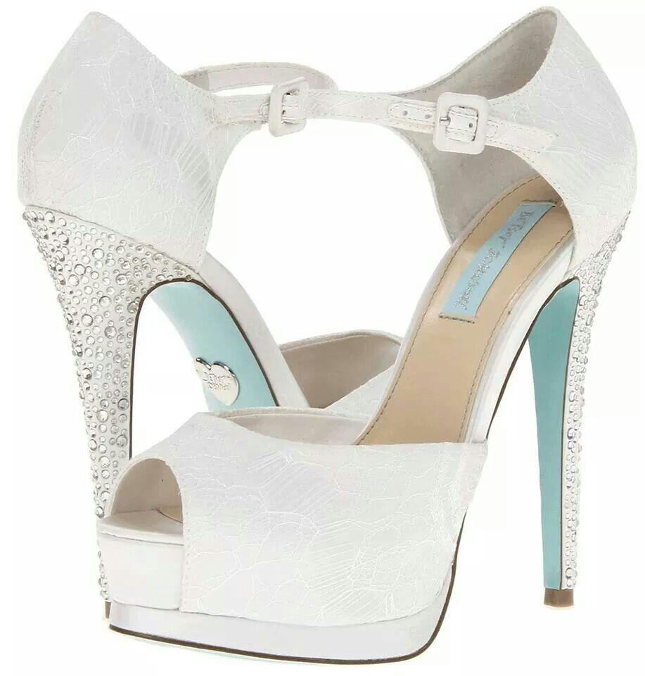 Betsy johnson betsey johnson wedding shoes blue wedding