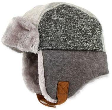 Rising StarTM Boys Grey Trapper Hat | Preschool Ideas | Pinterest ...