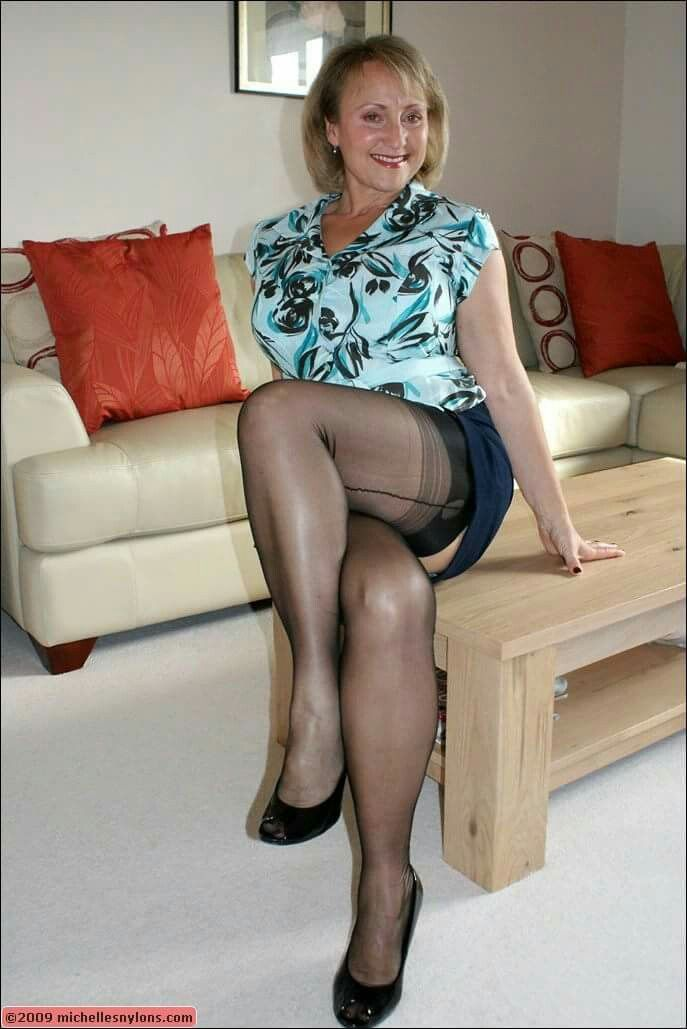 English mature lady
