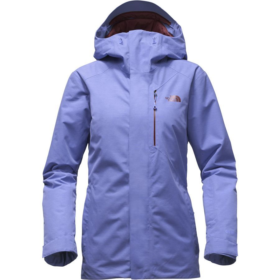 The North Face Nfz Insulated Jacket Women S Stellar Blue Insulated Jackets Jackets Insulated Jacket Women