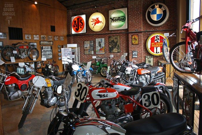 Good Life Amp Good Taste Old Motorcycle Shop Neodeco