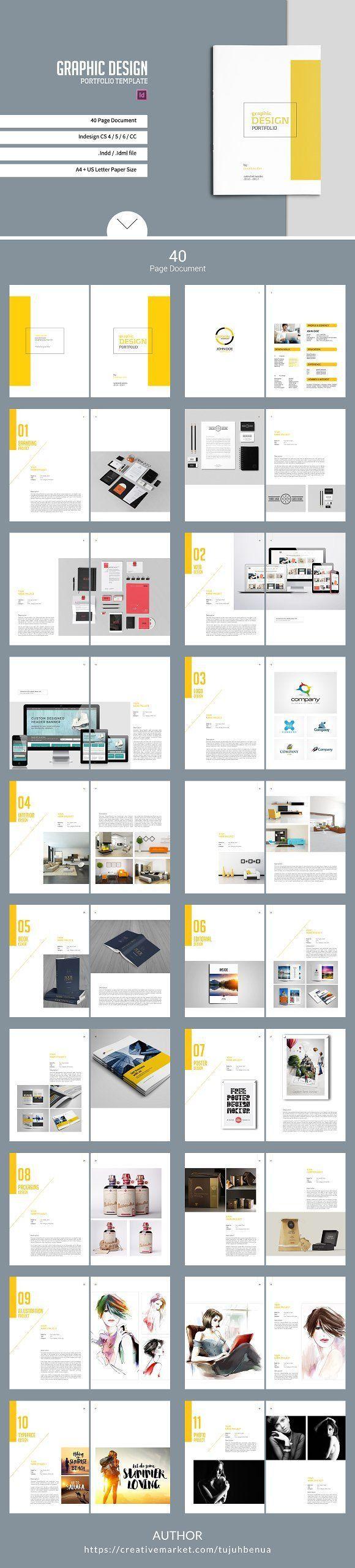 Architecture Portfolio Layout Indesign 25 Trending Design