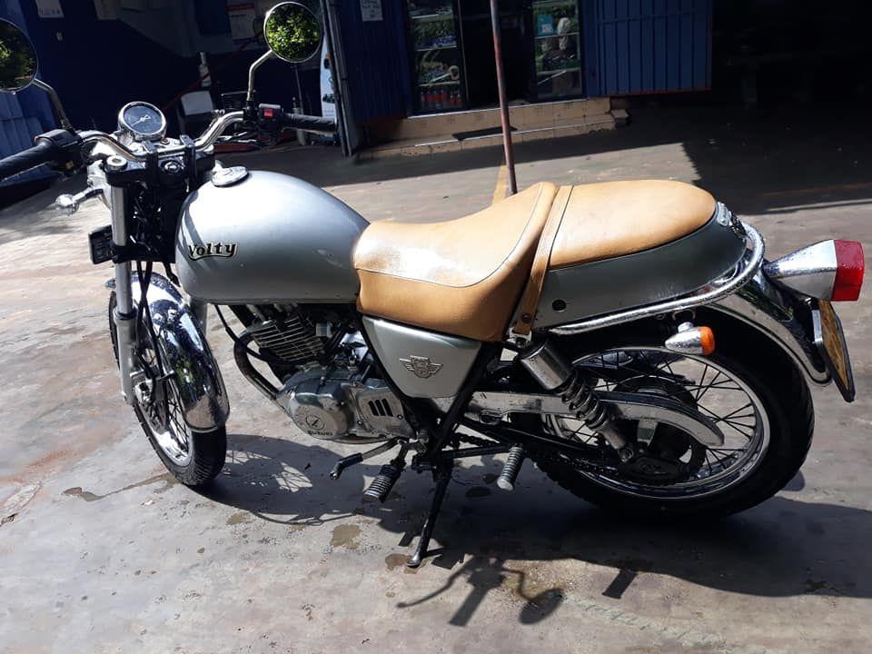 Suzuki Volty 250cc Bike For Sale In Panadura With Images Bikes