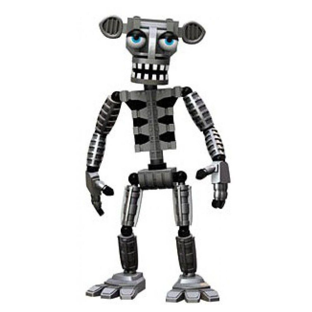 Funko Five Nights At Freddy's Endoskeleton 2-Inch Vinyl