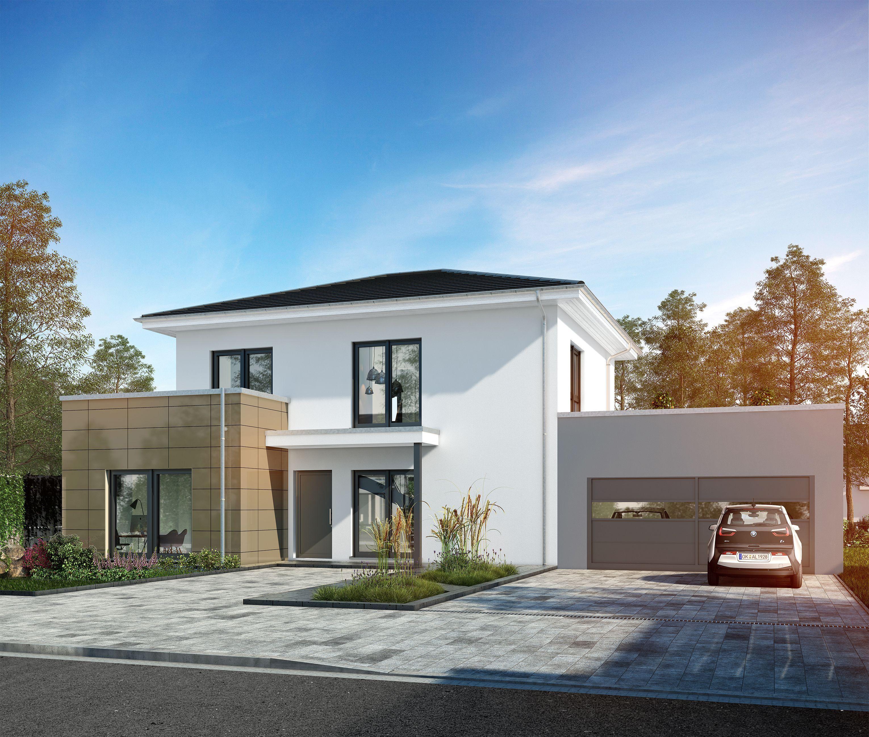 OKAL Haus in Leipzig in 2020 House, House styles, Villa