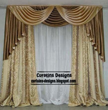 Top Luxury Drapes Curtain Design Ideas Images Jpg 435 446 Pixels Kleidung