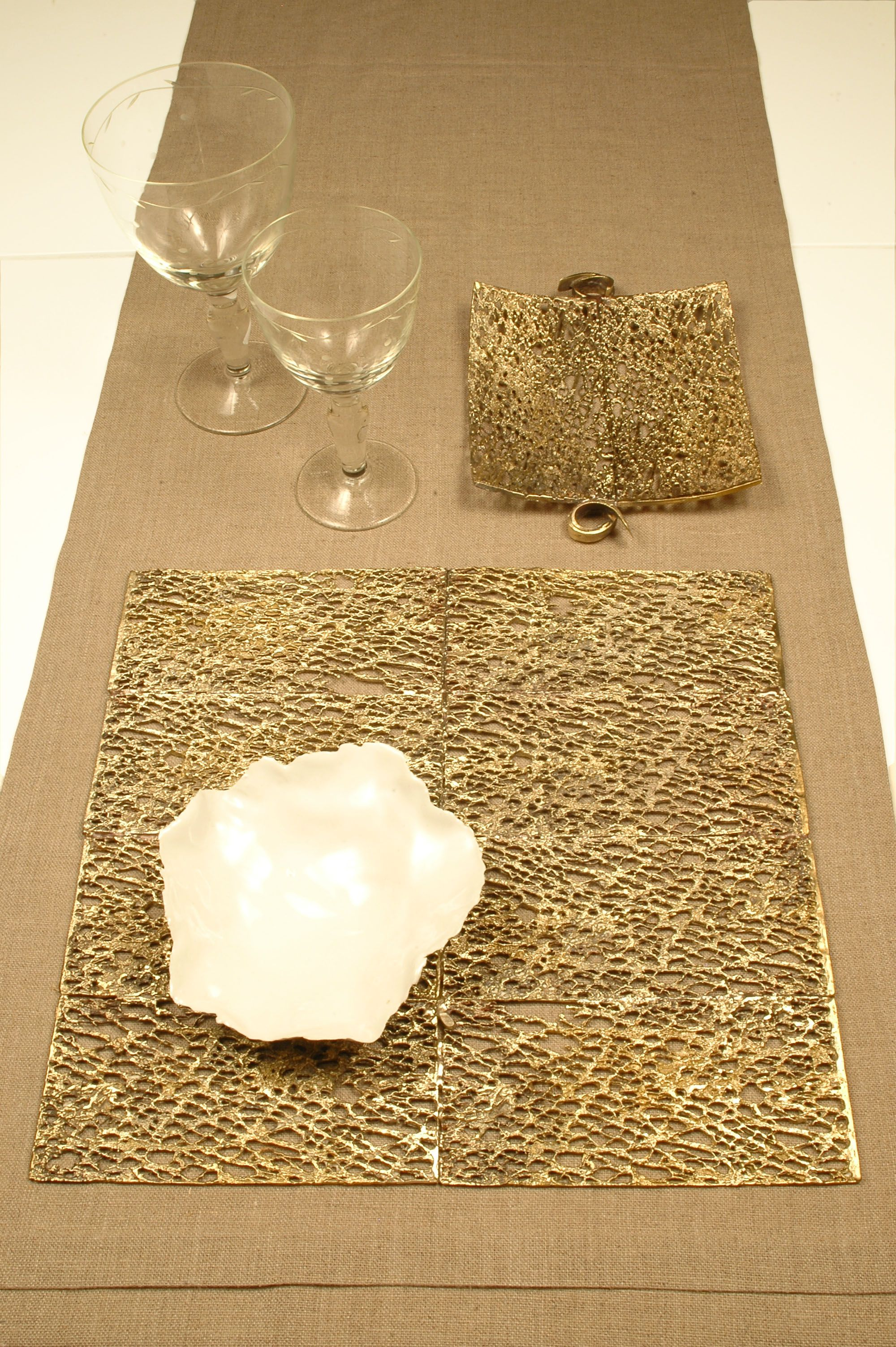 Sottopiatti / Placemats / Sets de table #tavola #table #deco ...