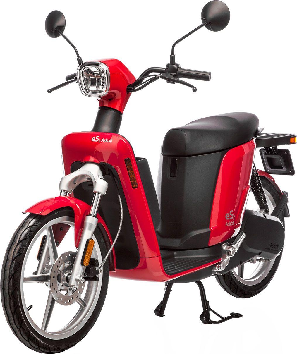 Les askoll es1 et es2 sont des scooters lectriques l gers 72 kg et maniables