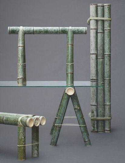 Dengan Lem Yang Kuat Untuk Bambu Produk Berkelas Budget