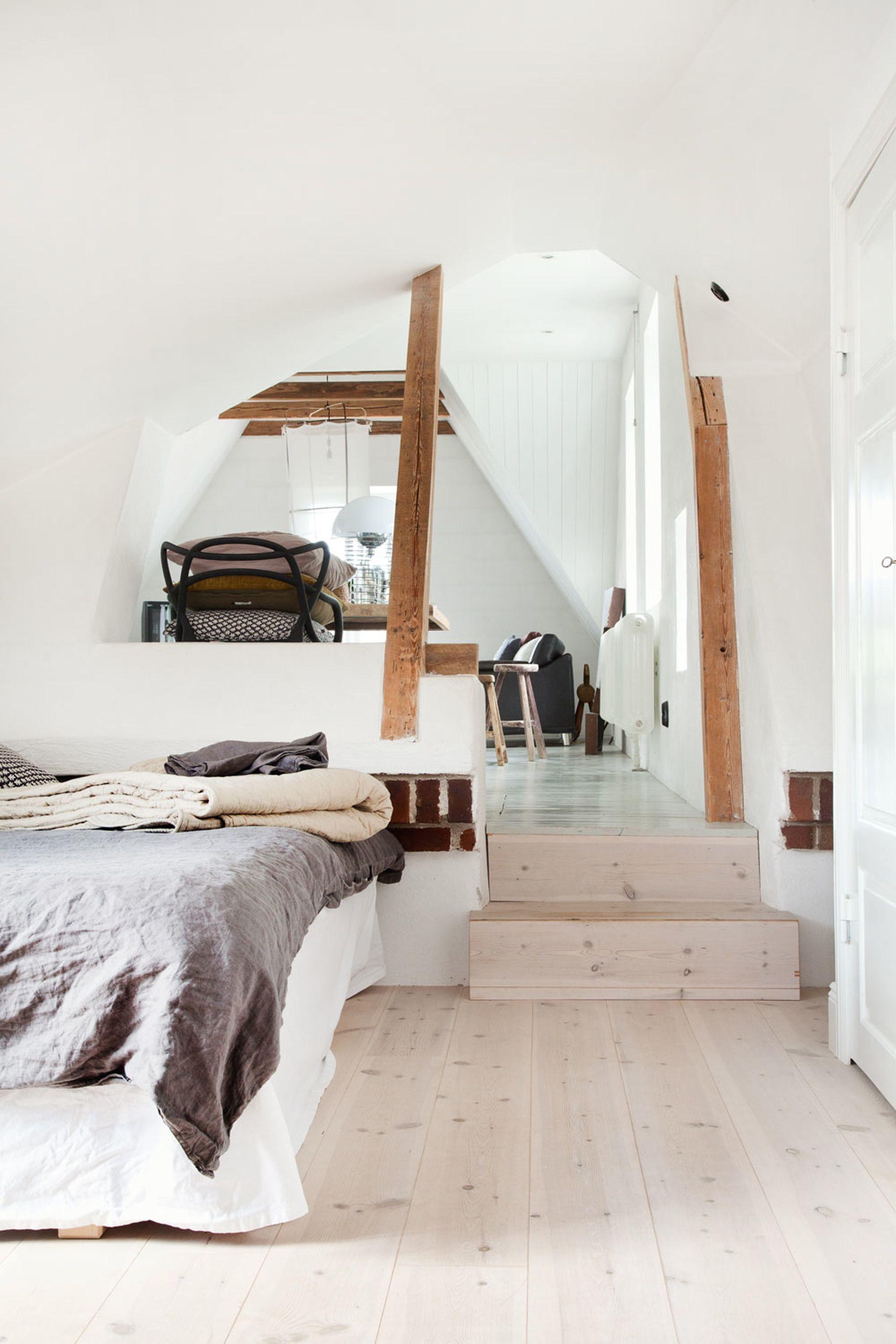 ideen - Fantastisch Einrichtungsideen Zimmer Mit Schrgen