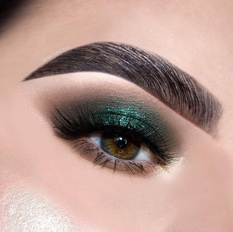 Makeup Forever Aqua Seal Makeup for green eyes, Colorful