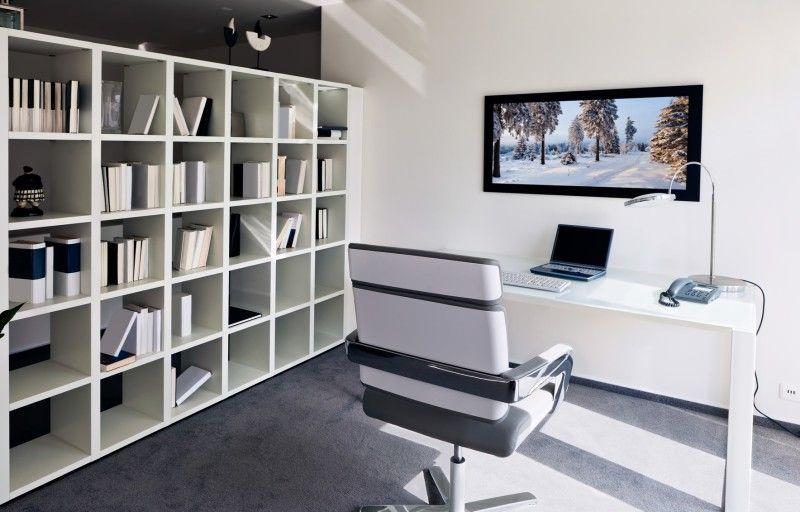 Moderne luxus büro  Home Office Design Ideas -Home Office Decor Styles