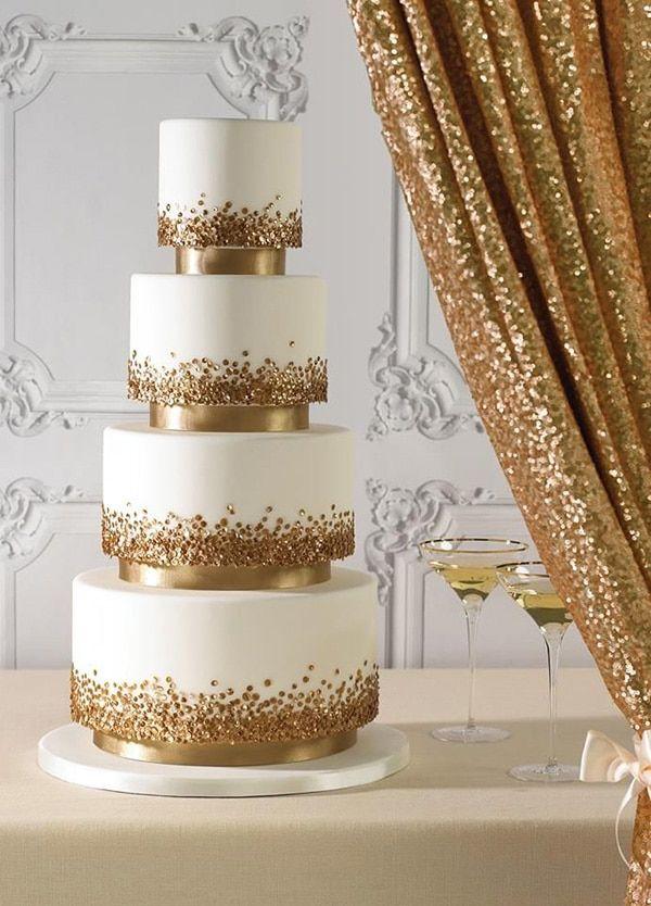 Des idées pour un gâteau de mariage américain | Eye Candy ...