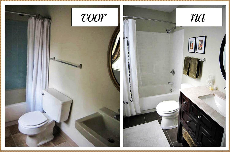 Afbeeldingsresultaat voor wc tegels schilderen | Inspiratie badkamer ...