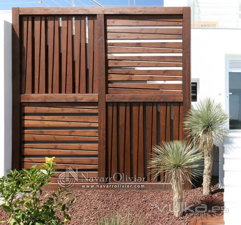 Biombo de madera xxl biombos pinterest biombos de - Biombos de madera ...