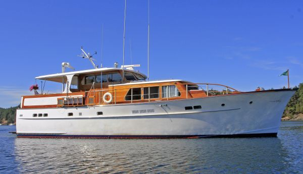 custom built 1965 55 39 grebe motor yacht outdoor ideas pinterest schiffe yachten und boote. Black Bedroom Furniture Sets. Home Design Ideas