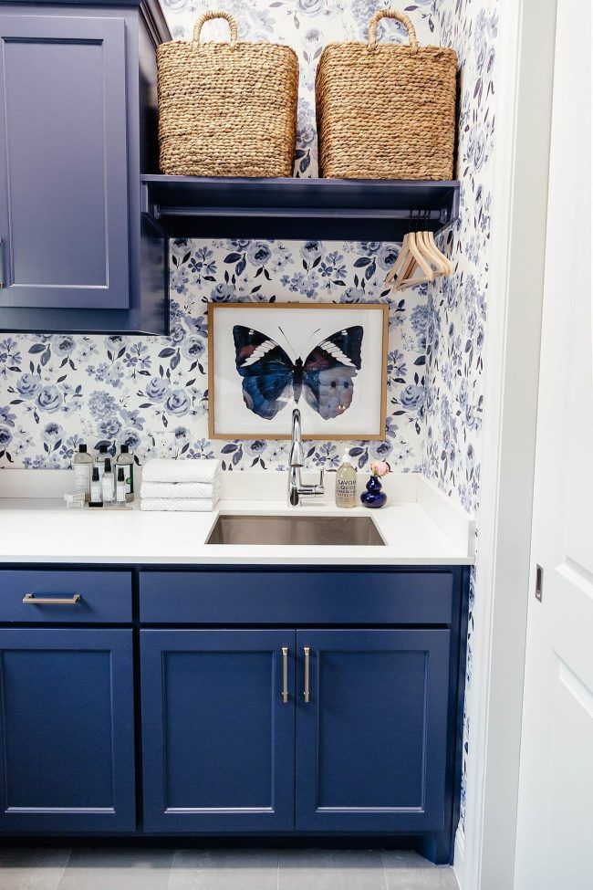 Laundry Rooms So Good, You'll Beg to Do Laundry