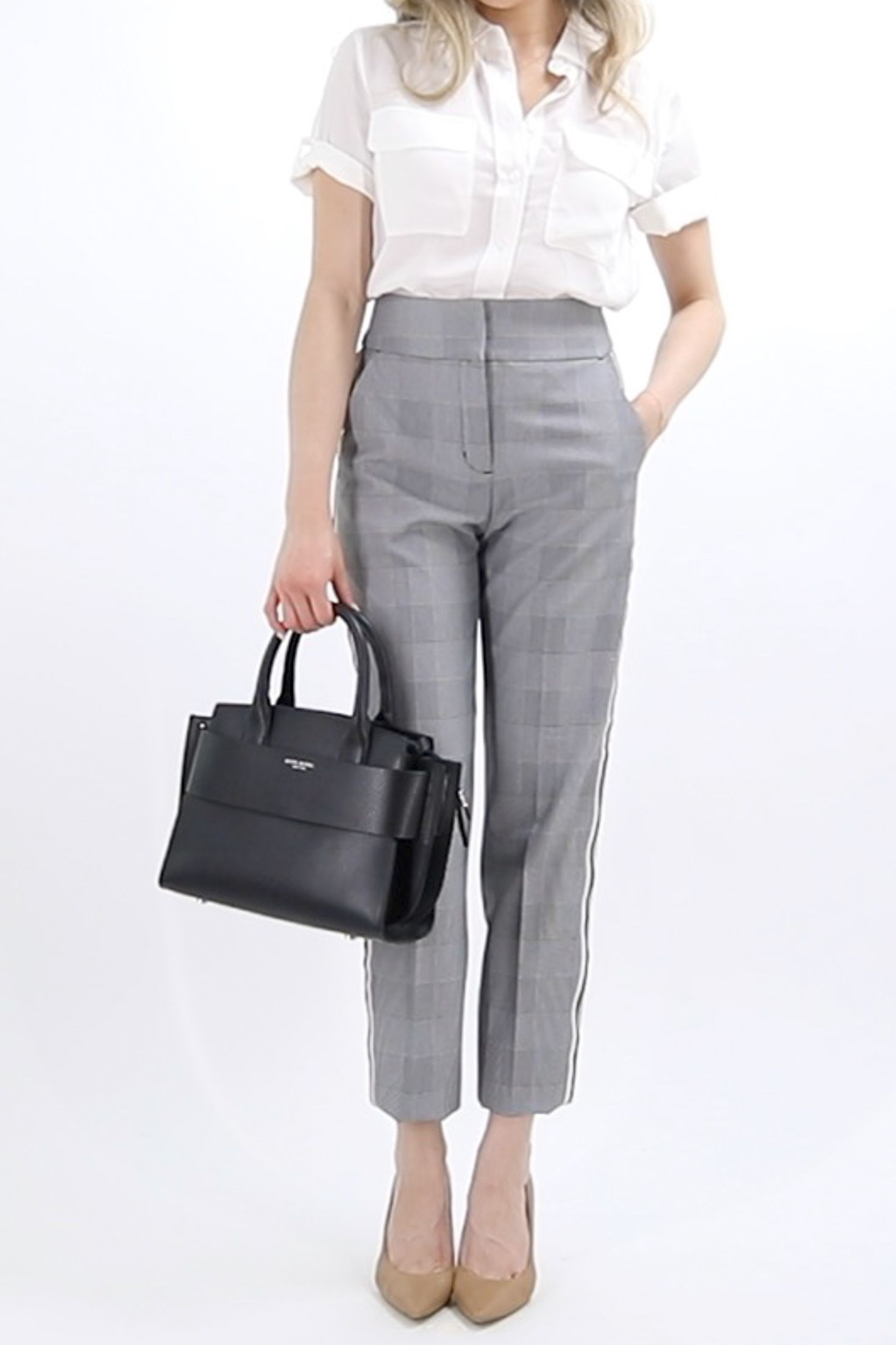 Spring To Summer Work Outfits Of The Week Lookbook For Women Work Outfit Summer Work Outfits Casual Work Outfits [ 2205 x 1470 Pixel ]