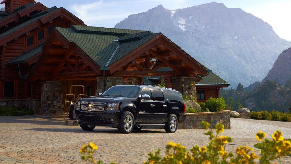 2015 Suburban Large SUV Exterior Photos Chevrolet