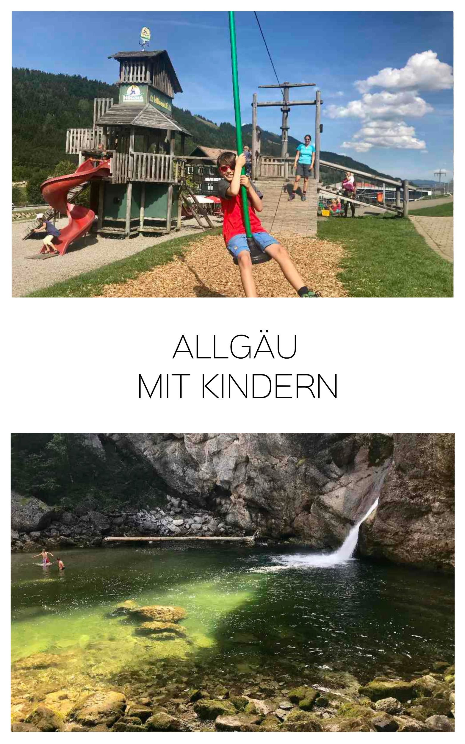 Photo of Allgäu with children
