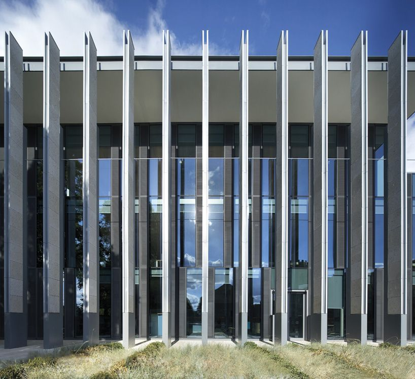 Bourne Hill Offices by Stanton Williams - I Like Architecture