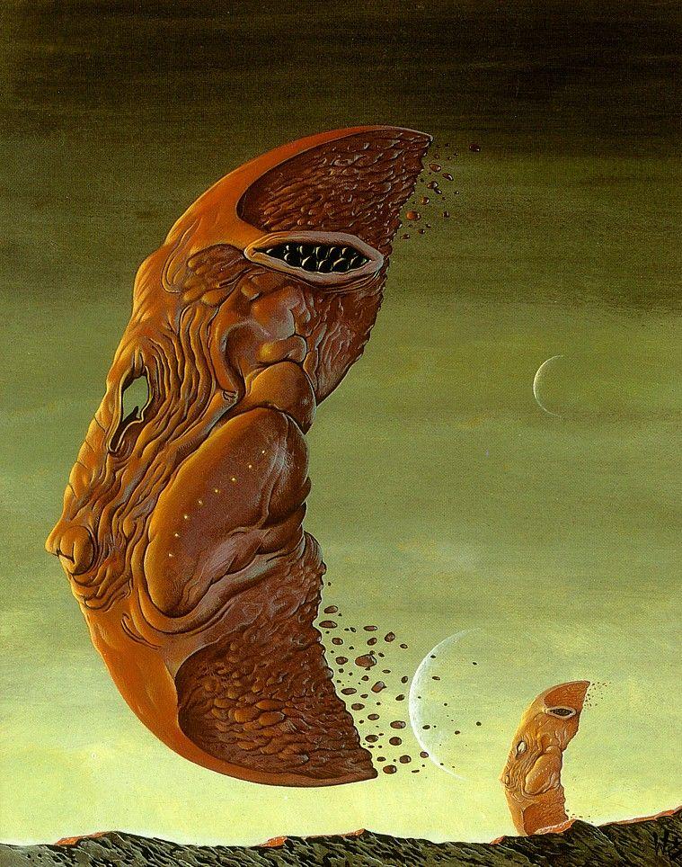 wayne barlowe aliens - Pesquisa Google | Les Aliens ...