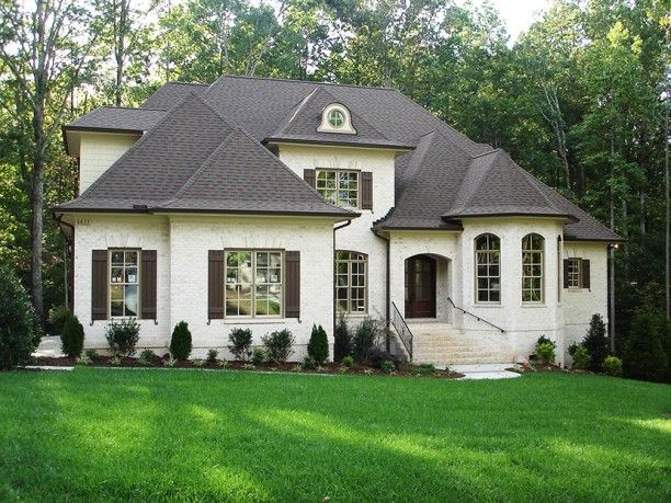 French country house plan for the home pinterest for Small french country house plans