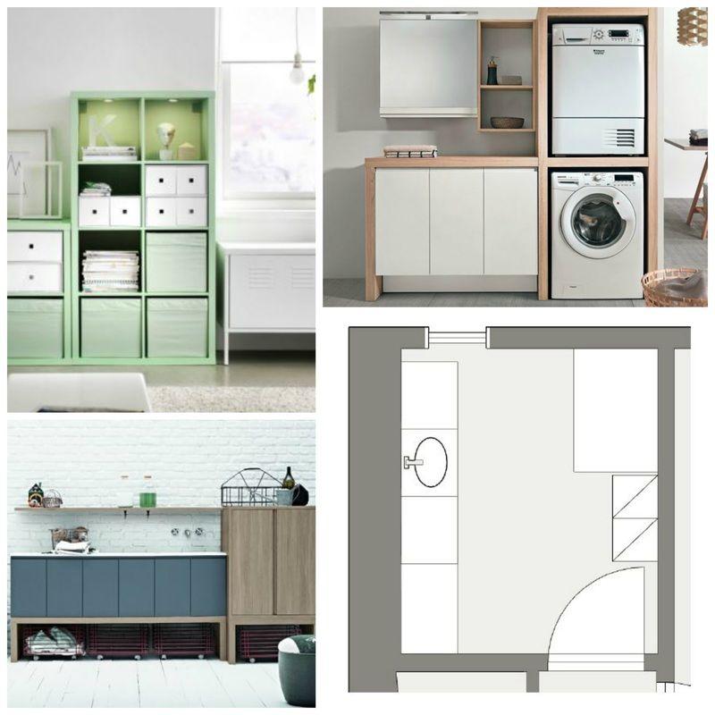 Arredare zona lavanderia interiors pinterest laundry for Arredare la lavanderia