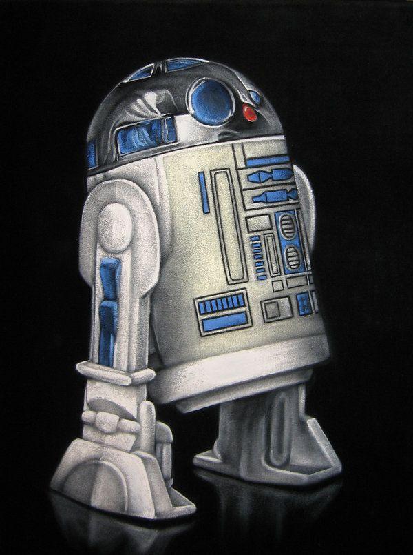 Kenner Artoo-Detoo figure by BruceWhite deviantart com
