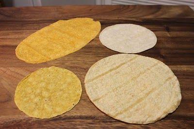 corn Homemade Tortillas