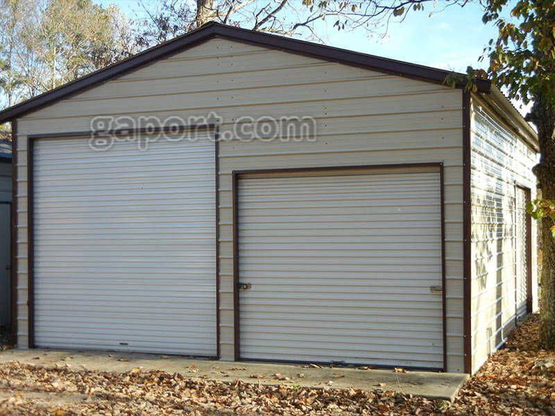 Pin by Traci Taylor on garage Garage door styles, Metal