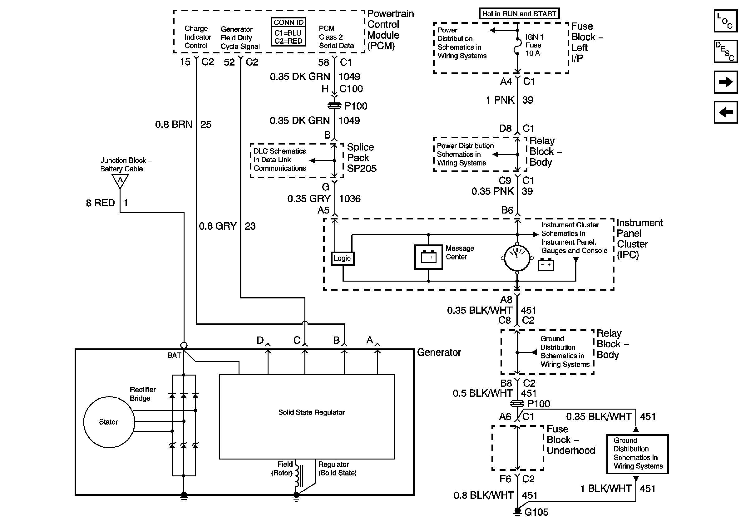 Chevy Alternator Wiring Diagram In 2020 Electrical Wiring Diagram Alternator Diagram