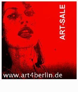 Sweet, soft, crazy – Art in Berlin -  knallrot oder dezent in Grau, abstrakt oder gegenständlich – immer zeitgenössisch – Malerei, Bilder online gucken, in der Kunstgalerie kaufen. BERLIN KUNST!