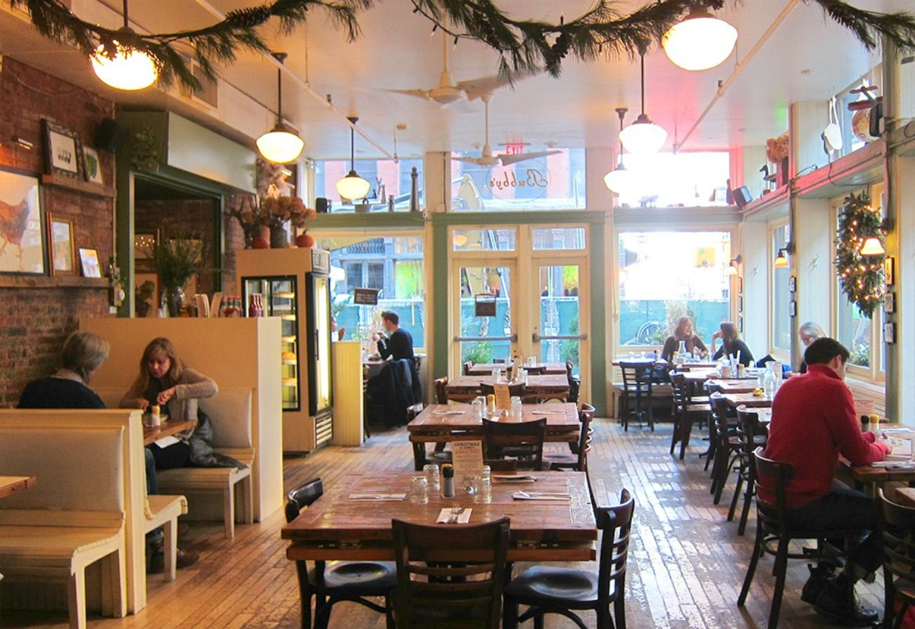Kid Friendly Restaurants In New York City About Family Vacations Nyc