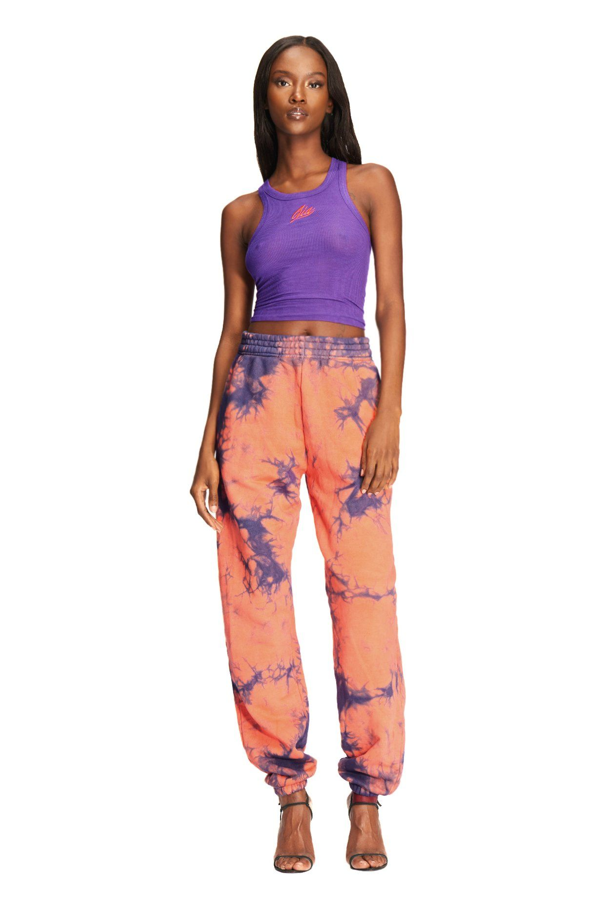 Shop Pants I.AM.GIA Afterpay Available Tie dye