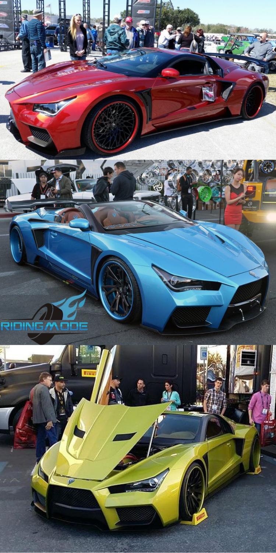 Gaze Upon The Horror Of A Toyota Mr2 Based Lamborghini Veneno Supercar Replica The Drive Super Cars Toyota Mr2 Top Sports Cars
